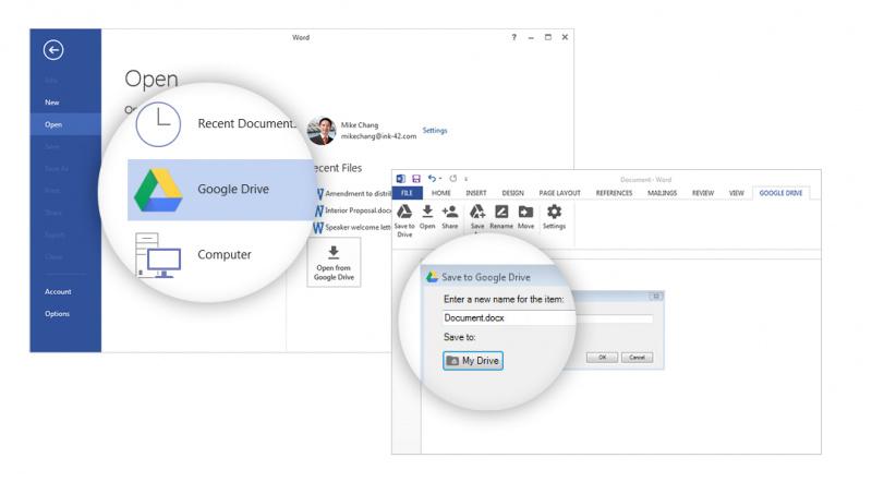 Jika kau ialah pengguna Drive File Stream atau Google Drive Client dan memakai plugi Google Mematikan Google Drive Plugin Untuk Microsoft Office!?