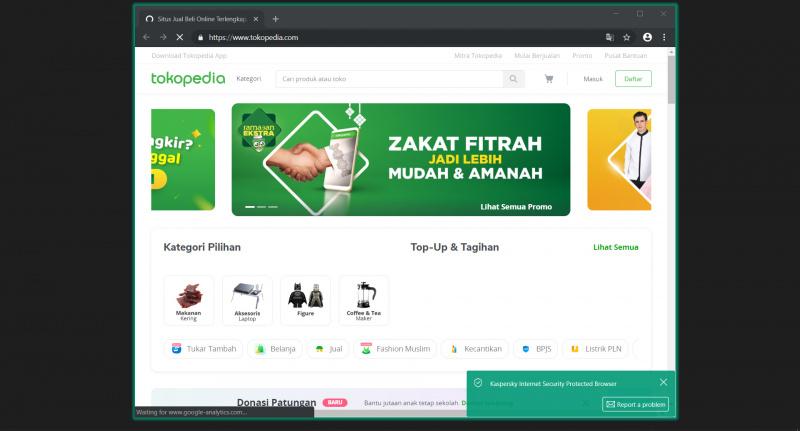 3 Fitur Keren Kaspersky Internet Security 2019 - Antivirus Handal Untuk Windows 10