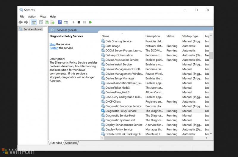 Cara Atasi Diagnostic Policy Service Memakan Banyak RAM di Windows 10 1903!