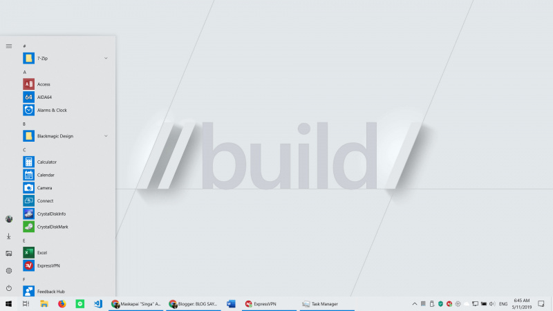 Lima Fitur Windows Yang Useless Menurut Saya!