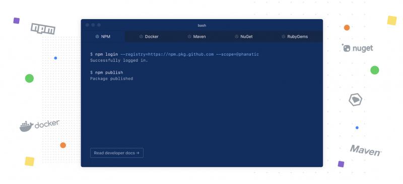 Microsoft Mengumumkan GitHub Package Registry, Apakah itu?