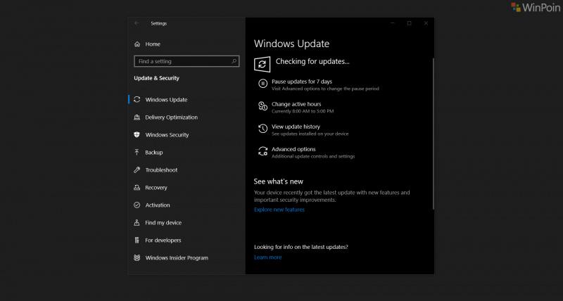 Microsoft Rilis KB4505057 Untuk Windows 10 May 2019 Update! Beberapa Perbaikan Ditambahkan.