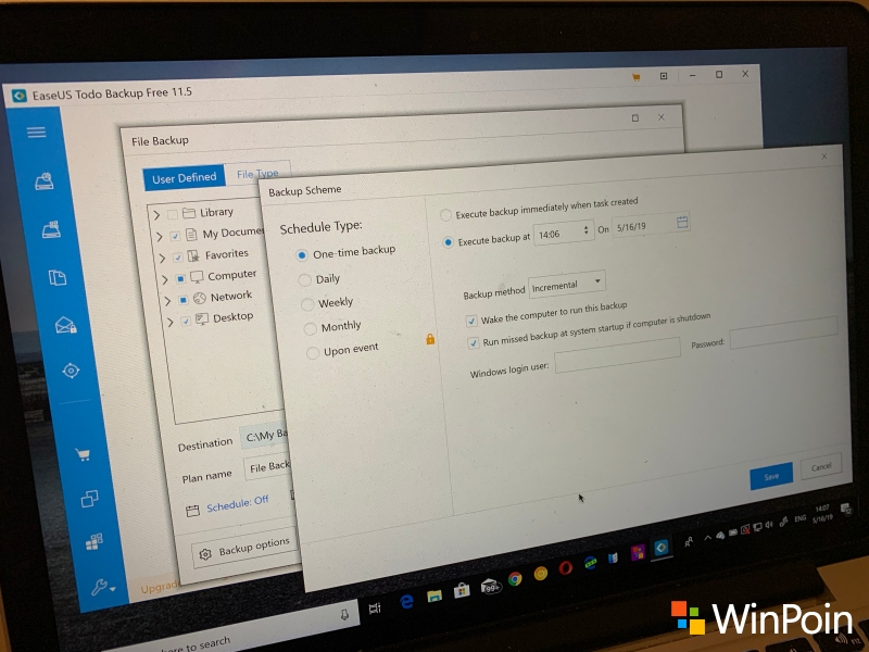 Backup ialah salah satu hal penting yang banyak diabaikan pengguna PC 10 Fitur Keren EaseUS Todo Backup Free — Software Backup untuk Windows!