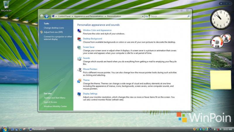 Review Windows Vista di Tahun 2019