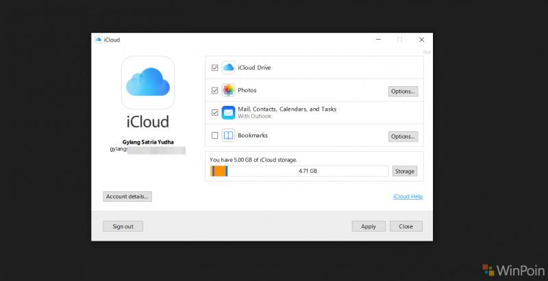 Aplikasi Apple iCloud Sekarang Tersedia di Microsoft Store!