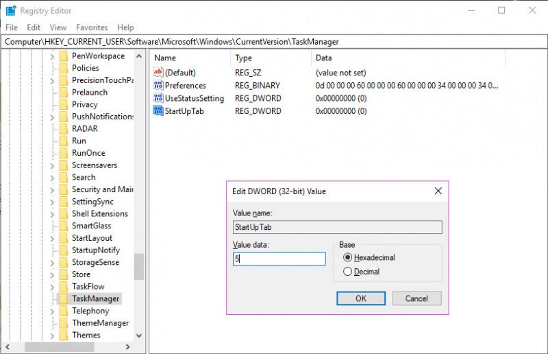 Cara Setting Default Tab Task Manager di Windows 10 (2)