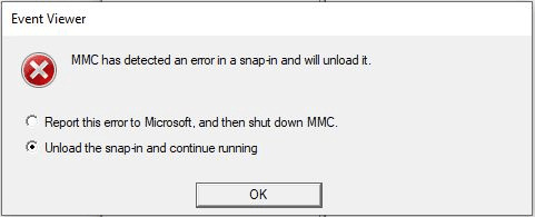 Event Viewer Error Setelah Update Kumulatif Terbaru Windows 10!