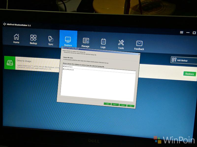 Cara Restore Disk/Partisi Tanpa Masuk ke Windows Dengan MiniTool ShadowMaker!