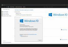 Seperti yang kita ketahui, bahwa Windows 10 1803 alias April 2018 Update sudah berada dalam masa masa kritis, dimana masa dukungannya hanya tinggal beberapa bulan lagi sampai November 2019 nanti.