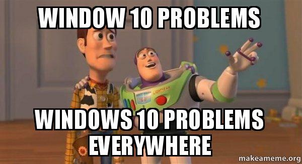 Microsoft Konfirmasi Bug Baru di Update Kumulatif Windows 10 1903!