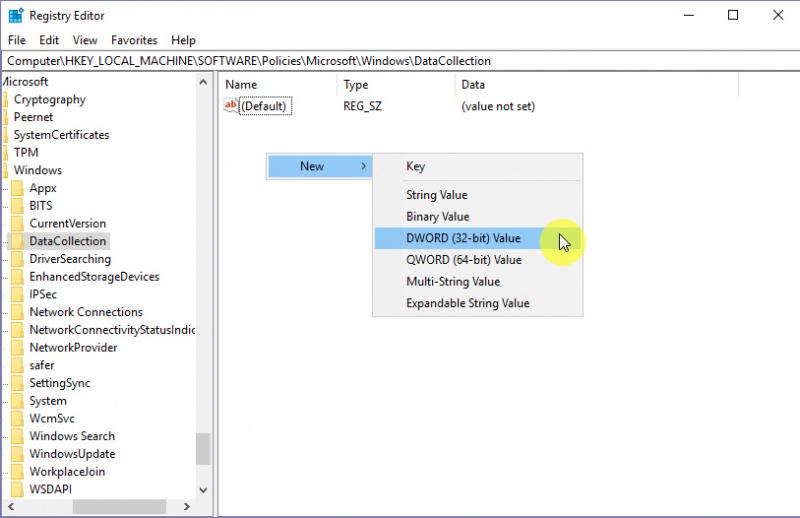 Cara Mematikan Telemetry di Windows 10