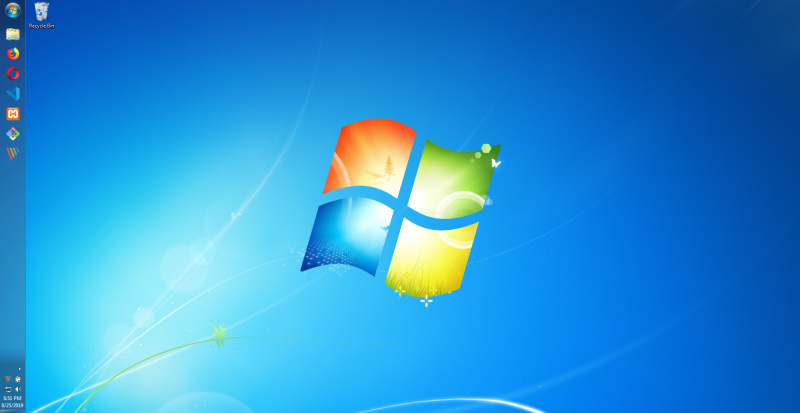 Windows 7 Gylang