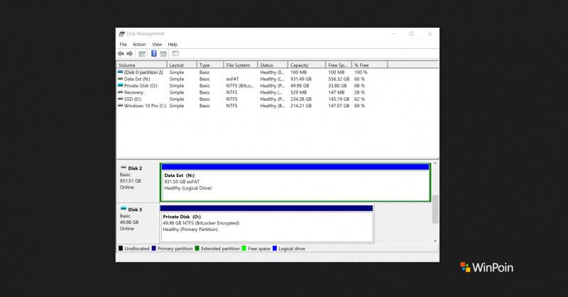 Cara Membuat Virtual Hardrive di Windows 10!