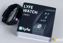 Review Lyfe Watch