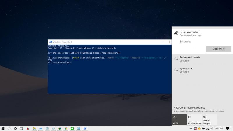 Cara Melihat Mac Address Di Windows 10 Dengan Powershell Winpoin