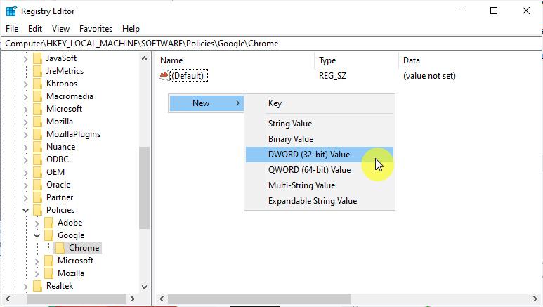 Cara Memblokir Mode Incognito Di Google Chrome Winpoin