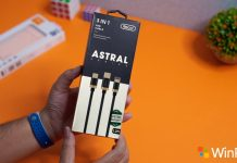 Kabel USB Serbaguna Recci ASTRAL 3-in-1 dan Recci Power Bank